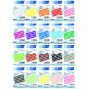 Etichete Autoadezive Buline Colorate Diametru 12 mm Hartie 1000 Bucati