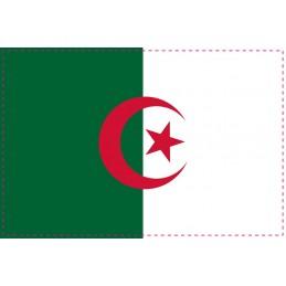 Drapel Autocolant Algeria 5 cm