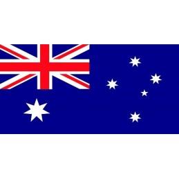 Drapel Autocolant Australia...