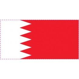 Drapel Autocolant Bahrein 5 cm