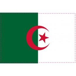 Drapel Autocolant Algeria...