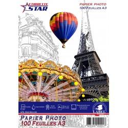 Hartie Foto A3 EtiquetteStar Premium High Glossy 180g 100 Coli