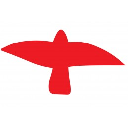 Sticker Siluete Pasari...