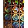 Holograme Glob Pamantesc 1000 bucati