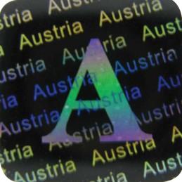 Holograme Austria 1000 bucati