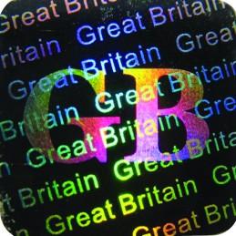 Holograme Marea Britanie...