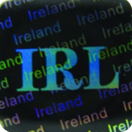 Holograme Irlanda 1000 bucati
