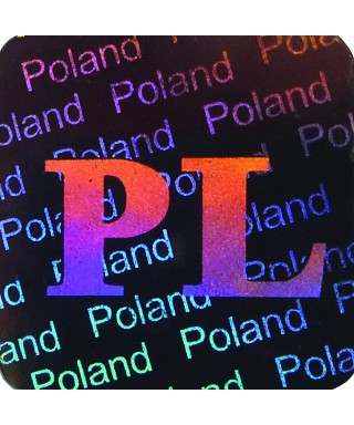 Holograme Polonia 1000 bucati