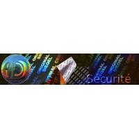 Etichete cu Holograma Personalizate cu Text sau Logo